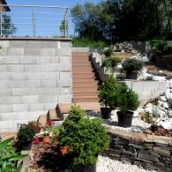 Drevoplastový obklad a schody (37)