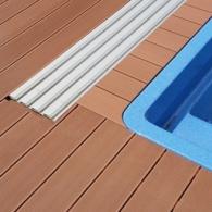 Drevoplastový obklad k bazénu (4)